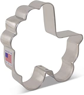 Ann Clark Cookie Cutters Baby Carriage Cookie Cutter, 3.5