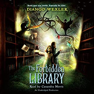 The Forbidden Library: The Forbidden Library, Book 1 audiobook cover art