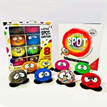 A Little SPOT of Emotion 8 Plush Toys with Feelings Book Box Set