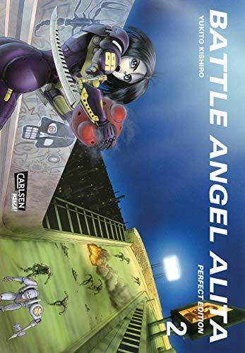 Battle Angel Alita - Perfect Edition 2: Hochwertige Neuausgabe des epischen Science-Fiction-Mangas (2)
