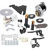 Kit de Motor de Bicicleta eléctrica, Accesorio de Motor Modificado ecológico Adecuado para Bicicletas de 20 a 28 Pulgadas