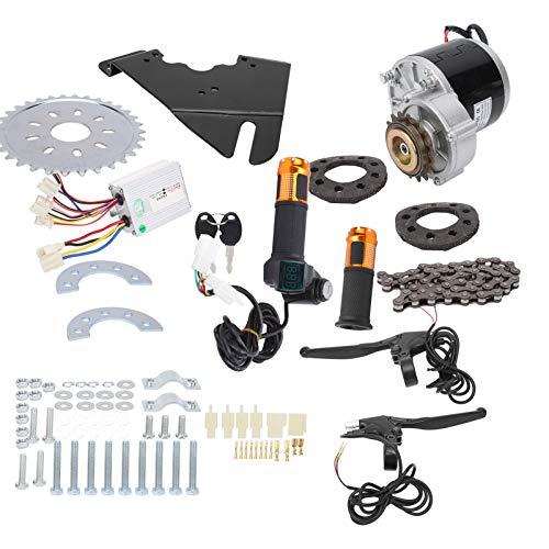 XINMYD Kit de Motor de Bicicleta eléctrica, 36V 350W Kit de Accesorios de Controlador de Motor de Cepillo de Bicicleta eléctrica para Bicicleta ordinaria de 22‑28 Pulgadas