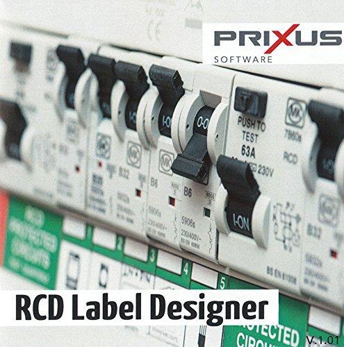 RCD Label- Designer, kompatibel mit Excel