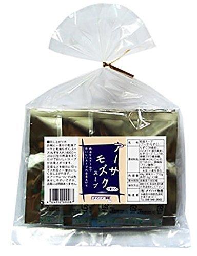 沖縄特産 アーサもずくスープ5食入り×1P