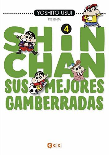 Shin Chan: Sus mejores gamberradas núm. 04 (de 6)