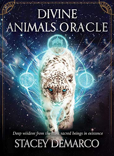 Divine Animals Oracle: Deep Wisdom from the Most Sacred Beings in Existence (Rockpool Oracle Card Series)