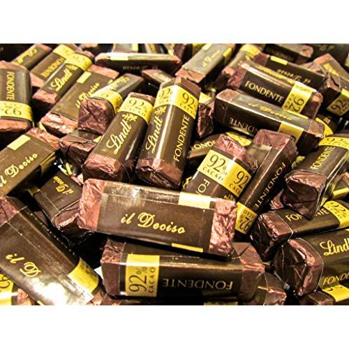 Praline Lindt L'Intenso Cioccolatini Fondente 92% da 500gr.