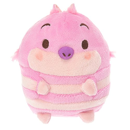 Disney Store ufufy stuffed (S) Cheshire Cat Alice in Wonderland TSUM TSUM Japan