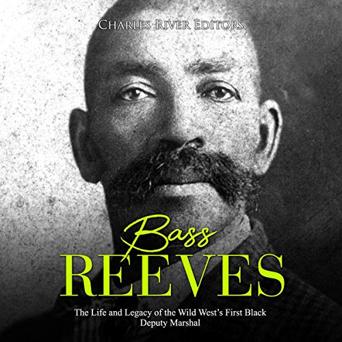 Bass Reeves audiobook cover art