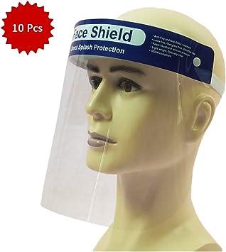 WJH Escudo facial antisalpicaduras, de seguridad industrial ...