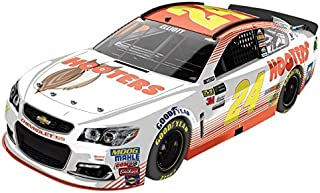 Lionel Racing Chase Elliott #24 Hooters 2017 Chevrolet SS 1:24th Scale ARC HOTO Official Diecast of NASCAR Cup Series
