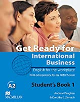 Get Ready For International Business 1 Student's Book [TOEIC]