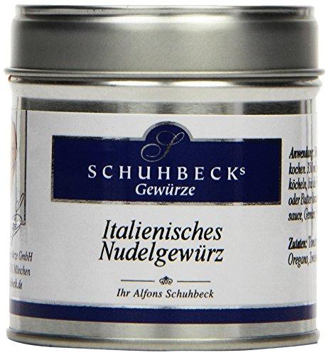 Schuhbecks Italienisches Nudelgewürz, 3er Pack 3 x 50 g
