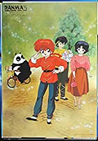 [Vintage] [Not Displayed New] [Delivery Free]1990s Ranma12(Rumiko Takahashi)MOVIC Issued B2Poster らんま12 高橋留美子 [tag5555]