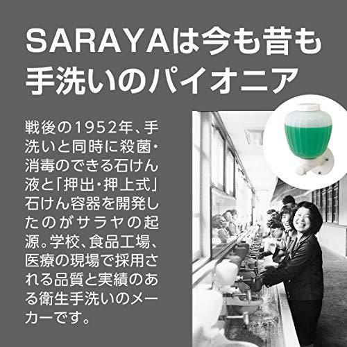 サラヤウォシュボンハンドソープオートソープデイスペンサーシルバー本体石鹸1台