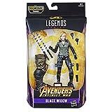 Hasbro Marvel - Best of Leg. Black Widow 15CM