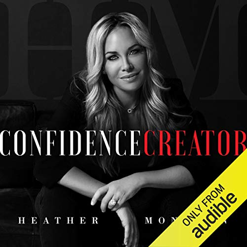 Confidence Creator audiobook cover art