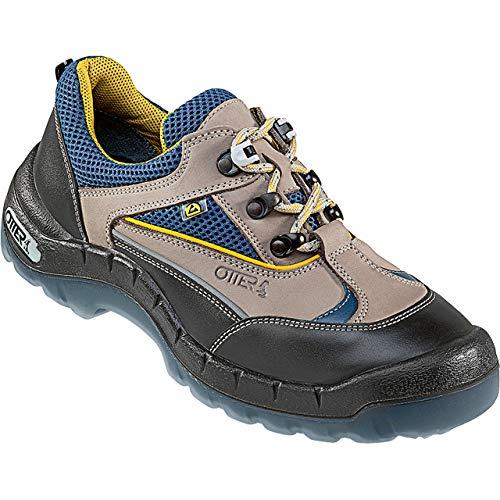 OTTER 93627 Sicherheitsschuh Sicherheitsschuhe Arbeitsschuhe Schuh modern Flach, Größe:38