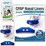 RespLabs CPAP Mask Liners Compatible with DreamWear CPAP Mask | Nose Coze