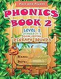 Phonics Book 2: Level 1. Stages 4 - 6 (digraphs). Jumbo Edition: Volume 2 (Jumbo Phonics Program)