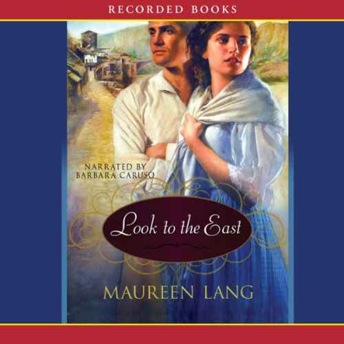 Look to the East audiobook cover art
