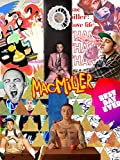 Platinums Mart Mac Miller Best Day Ever 12x12 inch Rolled Poster