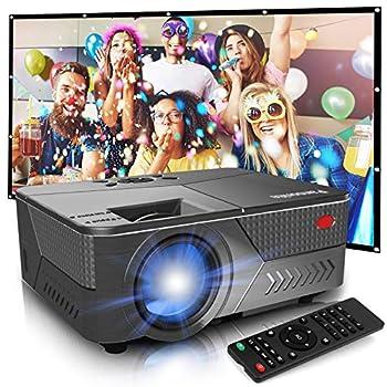 nano hd projector 4k