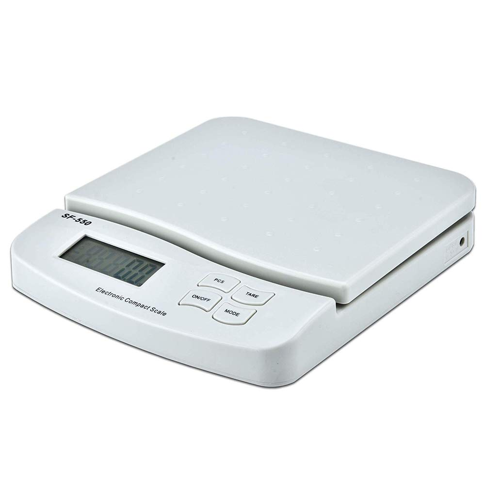 SF-550 25KG 1G Kitchen Scale White Color Inexpensive Material 35% OFF Plastic Postal
