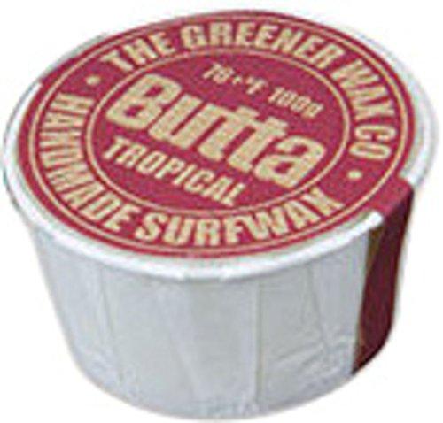 Cera shocktech Unisex Surf Wax - Tropical Single
