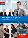 WORKPLACE ENGLISH 2 + CD AND DVD: A2 (Collins English for Work)