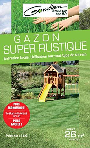 Gazon Super Rustique 1kg G