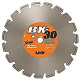 MK Diamond 157944 MK-BX-30 14-Inch Dry Cutting Segmented Saw Blade with 1-Inch Arbor