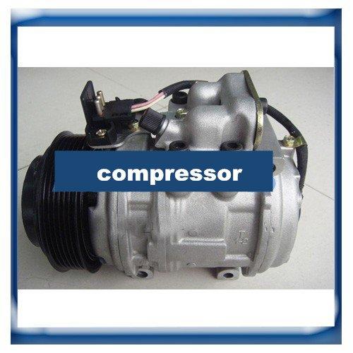 GOWE AC Kompressor für 10PA15C Mercedes Benz MB Varias W124 W201 W463 AC Kompressor 000230111 0002301811 A1021310101 0002340611 A0002302411