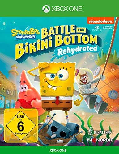 Spongebob Schwammkopf: Battle for Bikini Bottom - Rehydrated [Xbox One]