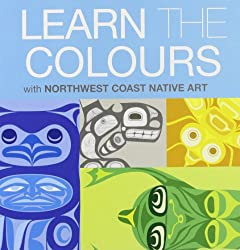 learn the colors with northwest coast native art