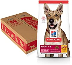 Hill's Science Diet Dry Dog Food, Adult, Chicken & Barley Recipe, 35 lb. Bag