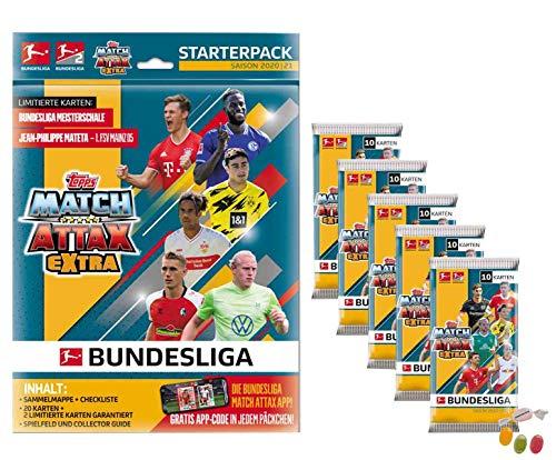 Match Attax Extra 2019//20 conjunto completo de todas las tarjetas de refuerzo de Super 23 SB1-SB23 Como Nuevo