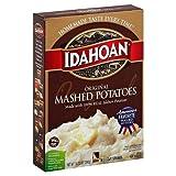 (3) boxes IDAHOAN Original Mashed Potatoes; 13.75 oz per box/18 servings per box