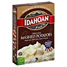 (3) boxes IDAHOAN Original Mashed Potatoes; 13.75 oz per box/18 servings per box