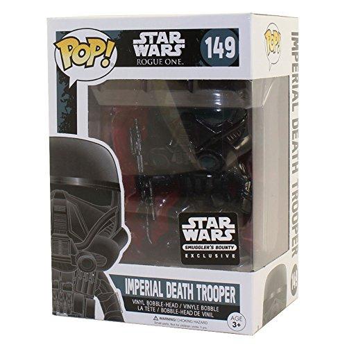 Figura POP! Vinyl Star Wars Rogue One Imperial Death Trooper