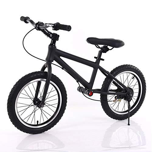 ERLAN Bicicletas sin Pedales Training Strider Balance Bike con Freno de Mano...