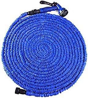 150FT Ultralight Flexible 3X Expandable Magic Water Hose Faucet Connector Fast Connector