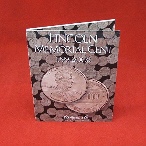 Harris Lincoln Mem. Cents #2 Folder (1999-2008) #2705