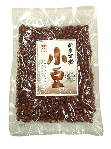 マルシマ 国産有機 小豆<200g> 6個