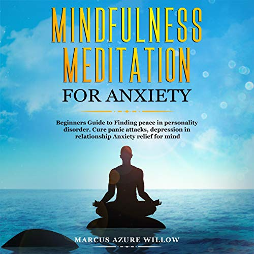 Mindfulness Meditation for Anxiety cover art