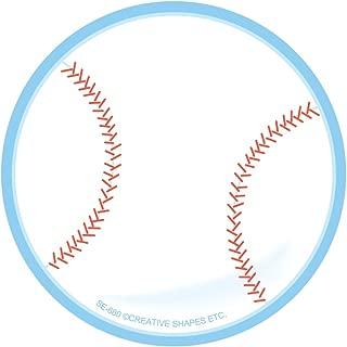 Creative Shapes Etc. Baseball Mini Notepad