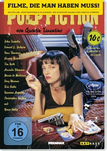 Pulp Fiction [Alemania] [DVD]