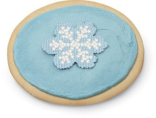 Wilton Snowflake Icing Decorations by Wilton Industries