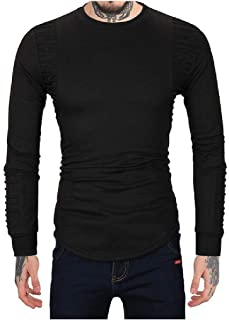 MogogoMen Hoodies Sweater Pullover Fit Classic Plus Size Relaxed Shirt