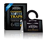 Best Moth Traps - Dr. Killigan's Premium Clothing Moth Traps with Pheromones Review